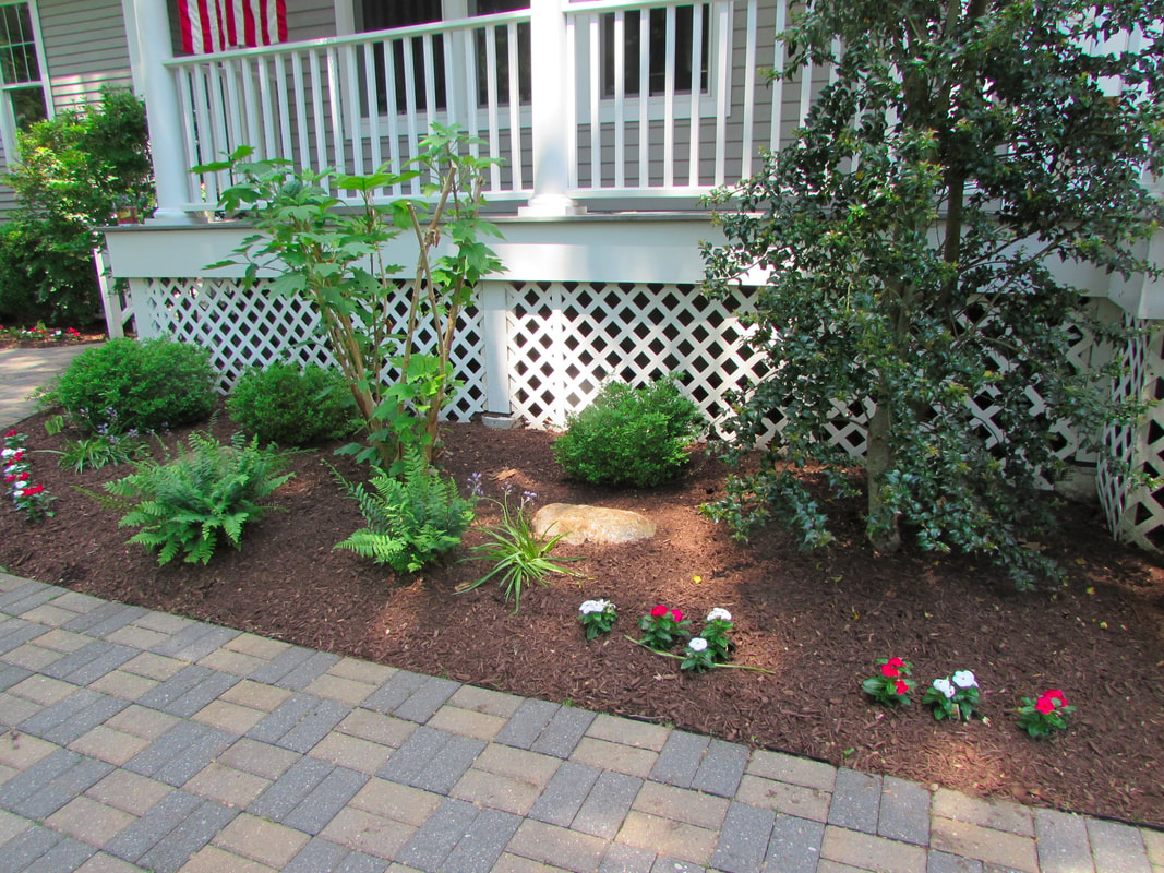landscape companies in fairfield ct