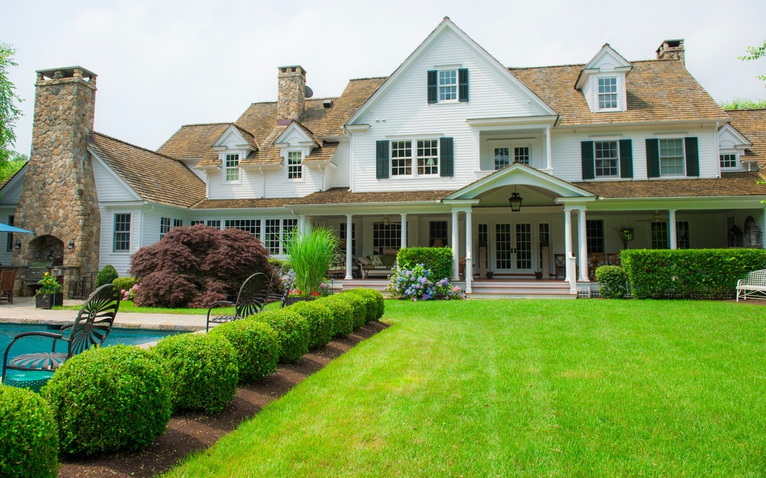 lawn care in fairfield